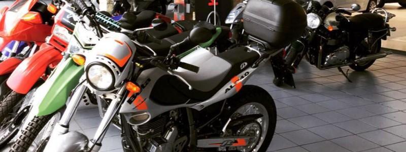 2 moto fratelli Corradi Langhirano Parma